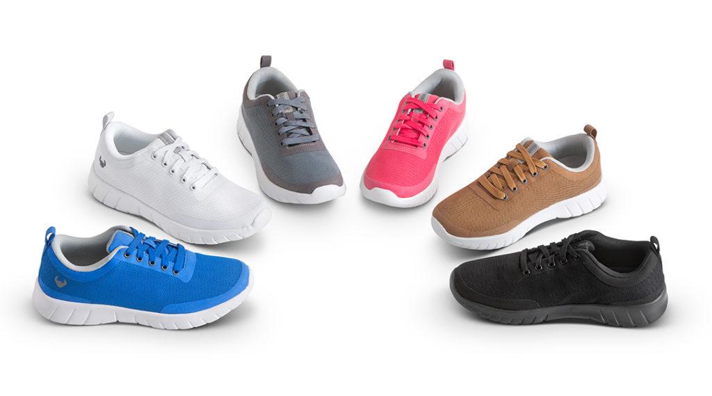 calzado saludables Suecos