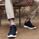 Los zapatos cómodos son tendencia