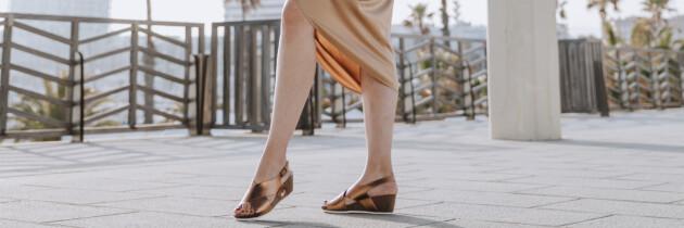 Las sandalias del verano vienen de la mano de Suecos