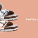 Sandalias cómodas para mujer: ¡librémonos de los tacones!