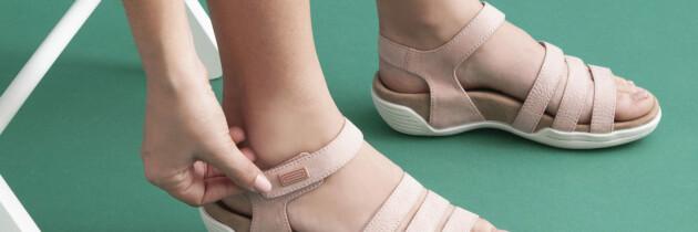 Nueva colección de sandalias antideslizantes