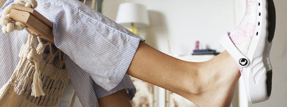Zuecos sanitarios: cuando comodidad y diseño van de la mano