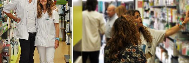 De visita por las farmacias de barcelona zuecos - Zuecos de cocina ...